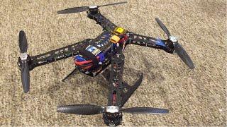 350 QX Carbon Fiber Frame (QX2/QX3)