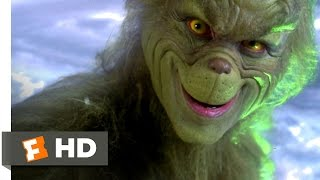 getlinkyoutube.com-How the Grinch Stole Christmas (1/9) Movie CLIP - The Grinch and Whovenile Delinquents (2000) HD
