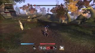getlinkyoutube.com-Magicka Nightblade Destruction ESO PvP