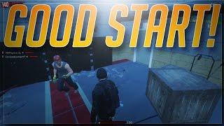 getlinkyoutube.com-GOOD START WITH A BAD ENDING :( | H1Z1 KOTK Battle Royale Gameplay #7