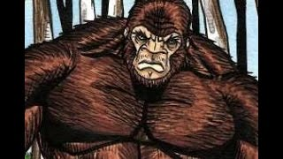 getlinkyoutube.com-True encounter with Bigfoot! Richly illustrated by DredFunn
