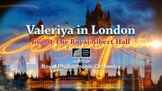 getlinkyoutube.com-Valeriya live concert in London (The Royal Albert Hall) Грандиозный концерт Валерии в Лондоне!