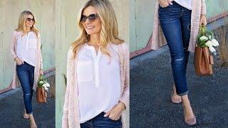 getlinkyoutube.com-Moda para Mujeres de 40 AÑOS, 50 AÑOS... !!!   OUTFITS IDEAS OVER 40