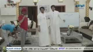 getlinkyoutube.com-مقلب عبدالإله آل مسعود وبندر العمري في متسابقين المدهال