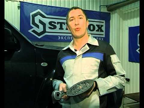 Сцепление Stellox. Предновогодний выпуск.