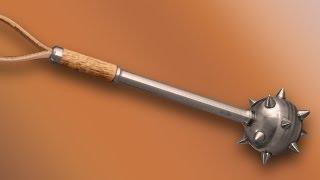 getlinkyoutube.com-Тактическая ручка - Булава (Tactical pen - Mace)