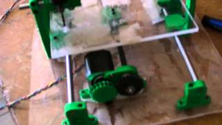 getlinkyoutube.com-Cyclone PCB Factory DIY CNC Router Mill Machine