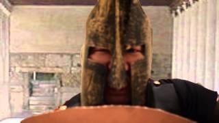 getlinkyoutube.com-Spartan vs Monk Project 2