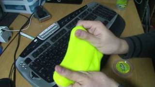 getlinkyoutube.com-何でも吸着不思議なジェルサイバークリーン|Mysterious gel to adsorb by what