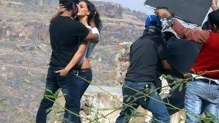 getlinkyoutube.com-I movie lip lock Vikram-Amy Jackson