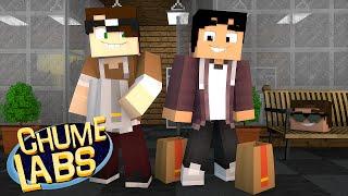 getlinkyoutube.com-Minecraft: INDO AO SHOPPING! (Chume Labs 2 #68)