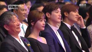 getlinkyoutube.com-20150716 Lee Minho 이민호 부천국제판타스틱영화제 Bucheon International Fantastic Film Festival - BiFan