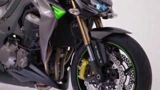 getlinkyoutube.com-Kawasaki Z1000 2016 Official Review