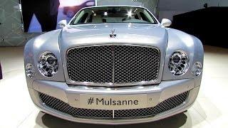 getlinkyoutube.com-2014 Bentley Mulsanne - Exterior and Interior Walkaround - 2014 Detroit Auto Show