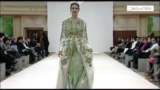 getlinkyoutube.com-Oriental Fashion Show - Fouzia Naciri (Décembre 2014)