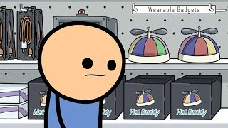 The New Model - Cyanide & Happiness Shorts