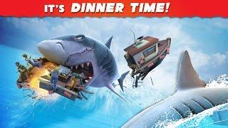 getlinkyoutube.com-Hungry Shark Evolution - Google Play Trailer (2016)