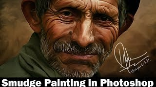 getlinkyoutube.com-Tutorial Smudge Painting di Photoshop