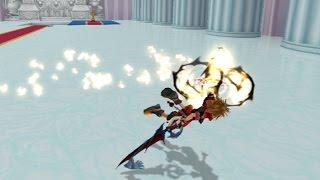 getlinkyoutube.com-Kingdom Hearts II Final Mix Hacking - Teamod Showcase Part 1 [Voices, Music, And More]