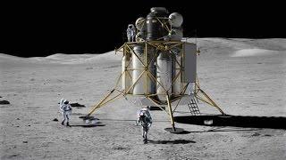 getlinkyoutube.com-★ NASA - Returning to the Moon