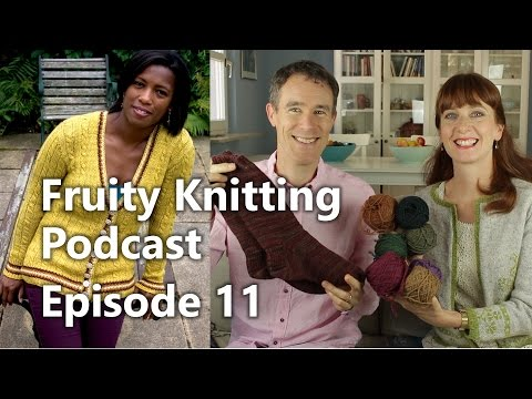 Episode 11 - London Designer JimiKnits and the Firebirds
