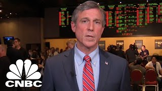 Delaware Governor John Carney Talks Up Sports Betting In His State