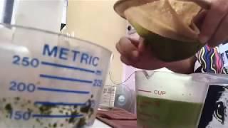 สูตรชงชาเขียว วิธีการชงชาเขียวแบบไม่ใช้เครื่อง ง่ายๆอร่อยๆๆ