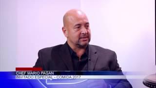 Mario Pagan - Evento Comida 2017.
