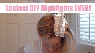 getlinkyoutube.com-THE BEST & EASIEST DIY HIGHLIGHT VIDEO EVER | skip2mylou