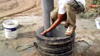 pozo a mano para riego ( mantenimientospapaseit ) parte 1