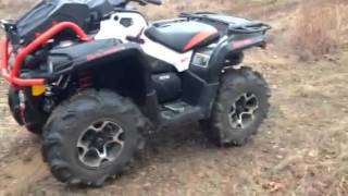 getlinkyoutube.com-2016 canam 570 xmr review