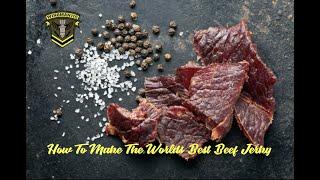 getlinkyoutube.com-How To: Beef Jerky Made Easy