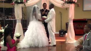 getlinkyoutube.com-Wedding Vanessa & Alex Laurore  ( Demo Wedding Video )