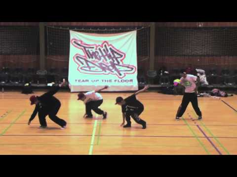 S**T KINGZ WORKSHOP IN LONDON - S**T KINGZ (DON'T TRUST ME)
