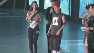 130628 MC Yoona, Taecyeon & Kai, Luhan - China-Korea Friendship Concert (Part5)