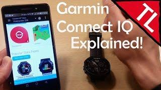 getlinkyoutube.com-Garmin Forerunner 235: Connect IQ!