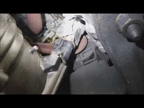 How To Replace A Mercury Sable Vehicle Speed Sensor VSS