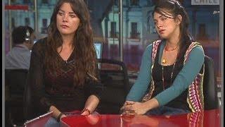 getlinkyoutube.com-Camila Vallejo y Karol Cariola ahondaron en torno a su visita a Cuba