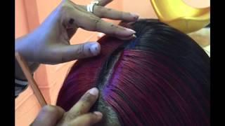 getlinkyoutube.com-Illusion part quick weave