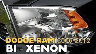 getlinkyoutube.com-Dodge Ram 2009-2012, HID Bi-xenon projectors tutorial