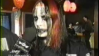 getlinkyoutube.com-Slipknot Talk About Violence (Clown & Joey)