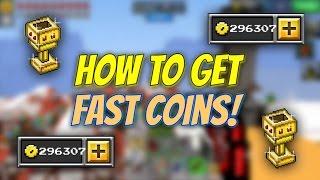getlinkyoutube.com-Pixel Gun 3D - How To Get Fast Coins! No Hacks! [After 9.1.0]