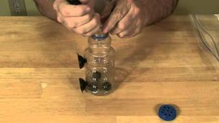 getlinkyoutube.com-Aquarium Filter Series: 3/8: DIY Moving Bed Aquarium Filter