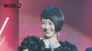 getlinkyoutube.com-コーヒー BOSS TVCM 2014 夏目三久、マツコ・デラックス「黒ドレスの女」篇
