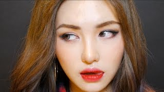 getlinkyoutube.com-[ENG] 걸크러쉬 메이크업 - Girl Crush Makeup | 다또아