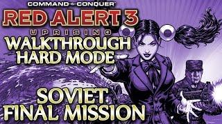 getlinkyoutube.com-Ⓦ Red Alert 3 Uprising Walkthrough ▪ Hard - Soviet Final Mission ▪ Sigma Island