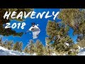 PERFECT SPRING SNOWBOARDING at HEAVENLY MOUNTAIN 2018