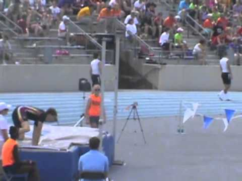 High Jump State Jensen 2013