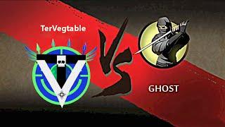 getlinkyoutube.com-Shadow Fight 2 | Mini Boss Fight (Ghost)