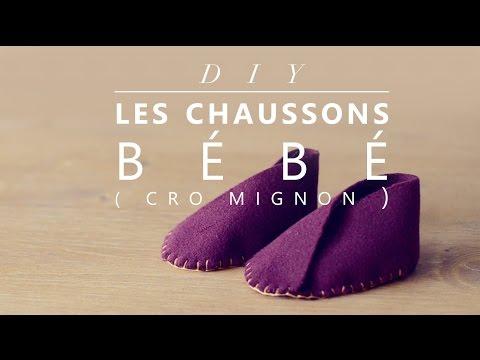 JOUR 21 : COMMENT COUDRE DES CHAUSSONS BÉBÉ - TUTO COUTURE FACILE